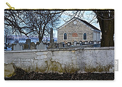 Old Leacock Presbyterian Church And Cemetery Carry-all Pouch