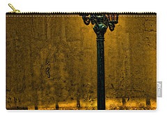 Old Lima Street Lamp Carry-all Pouch