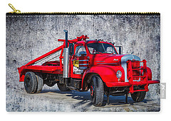 Old Mack Truck Carry-all Pouch