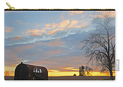 Old Mailbox And Sky Carry-all Pouch