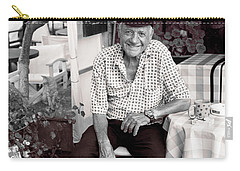Old Man Of Old Town Carry-all Pouch