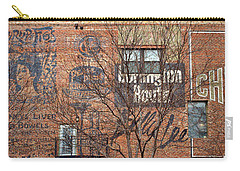 Old Market - Omaha - Metz Building - #1 Carry-all Pouch