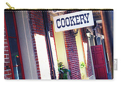 Carry-all Pouch featuring the photograph Old Nawlins by Erika Weber