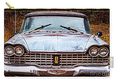 Old Plymouth Carry-all Pouch