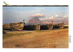 Aquatic Dream Of Sicily Carry-all Pouch