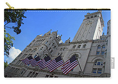 The Old Post Office Or Trump Tower Carry-all Pouch