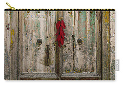 Old Ristra Door Carry-all Pouch