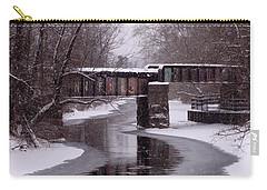 The Nifti Railroad Bridge Carry-all Pouch