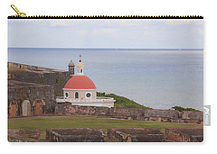 Old San Juan Carry-all Pouch by Daniel Sheldon