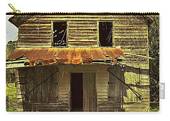 Old Seabrook House Carry-all Pouch by Patricia Greer