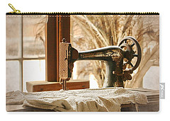 Old Sewing Machine Carry-all Pouch