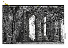 Old Sheldon Church Side View Carry-all Pouch