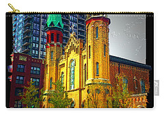 Old St Pats Carry-all Pouch