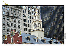 Old State House Boston Ma Carry-all Pouch