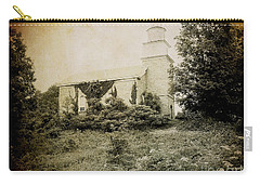 Old Stone Church In Rhinebeck Carry-all Pouch