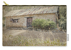 Old Stone Cottage Carry-all Pouch