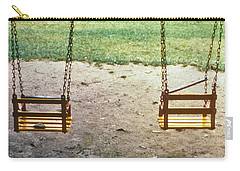 Old Swings In Brookdale Park Carry-all Pouch