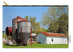 Old Texas Farm Carry-all Pouch