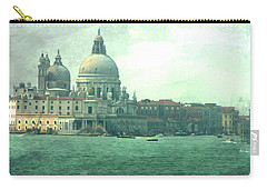 Carry-all Pouch featuring the photograph Old Venice by Brian Reaves
