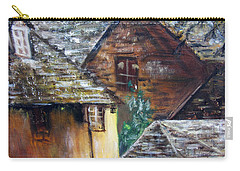 Old Village Carry-all Pouch