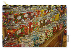 Old Village Mercantile Caledonia Mo Candy Jars Dsc04014 Carry-all Pouch