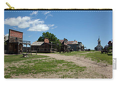 Old West Town Carry-all Pouch