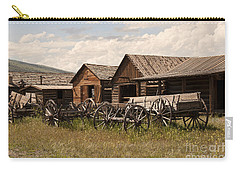 Old West Wyoming  Carry-all Pouch
