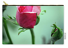 Carry-all Pouch featuring the photograph Oldest Sibling by Clayton Bruster