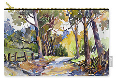 Olinda Trees Maui Carry-all Pouch