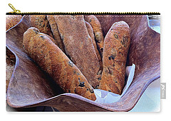 Olive Bread Carry-all Pouch by Venetia Featherstone-Witty