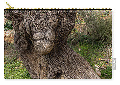 Olive Monster Carry-all Pouch