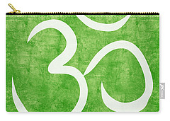 Om Green Carry-all Pouch
