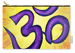 Om Symbol Art Painting Carry-all Pouch