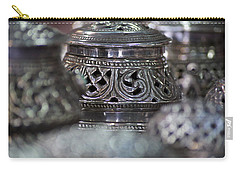 Omani Silver Carry-all Pouch