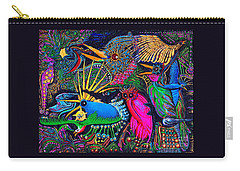 Omen Birds Carry-all Pouch