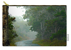 On A Country Road Carry-all Pouch