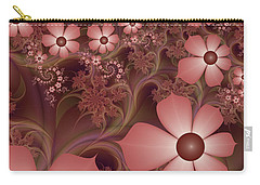 Carry-all Pouch featuring the digital art On A Summer Evening by Gabiw Art