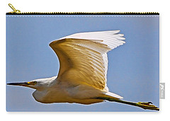 On Angel's Wings Carry-all Pouch