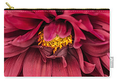 On Fire Carry-all Pouch by Edgar Laureano