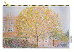 Leland Avenue In Chicago Carry-all Pouch