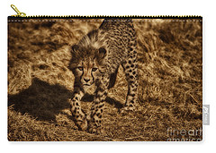 On My Own Carry-all Pouch by Douglas Barnard