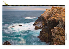 On The Cliff 2 Carry-all Pouch by Jonathan Nguyen