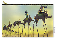 On The Move 2 Without Moon Carry-all Pouch