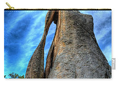 On The Needles Highway 3 Carry-all Pouch