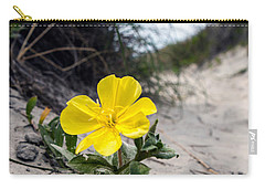 Carry-all Pouch featuring the photograph On The Path by Sennie Pierson