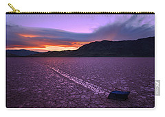 On The Playa Carry-all Pouch by Chad Dutson