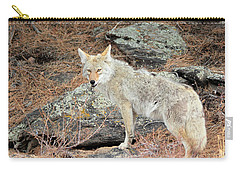 On The Prowl Carry-all Pouch