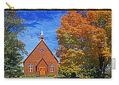 Carry-all Pouch featuring the photograph On The Road To Maryville by HH Photography of Florida