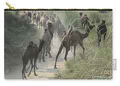 On The Road To Pushkar Carry-all Pouch