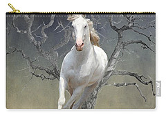 On The Run Carry-all Pouch by Davandra Cribbie